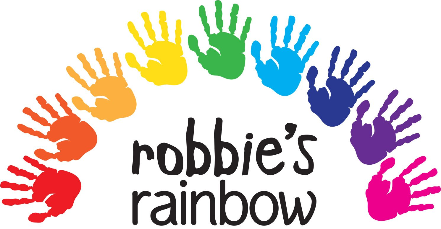 Robbies Rainbow Logo
